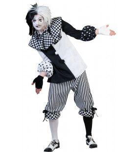 Clown Classico Man Kostuum
