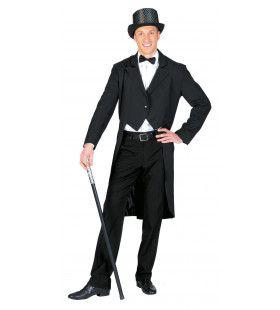 Broadway Star Fraq Jas Man Kostuum