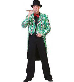 Party Poker Fraq Jas Man Kostuum