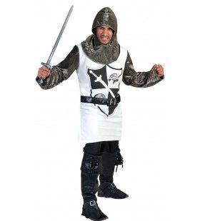 Drakendoder Ridder Man Kostuum