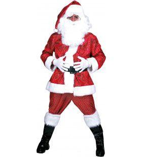 Kerstman Kostuum Traditioneel