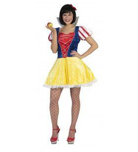 Sweetie Sneeuwwitje Vrouw Kostuum