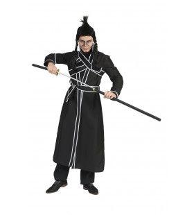 Katana Samurai Man Kostuum