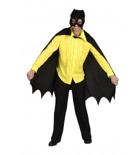 Haaietand Batman Cape