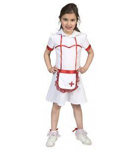 Ziekenhuis Zuster Sara Meisje Kostuum