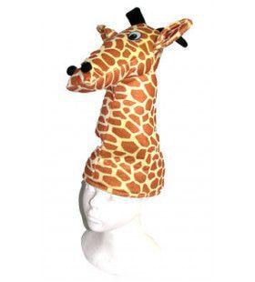 Giraffe Muts Hete Savanne