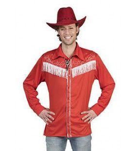 Leo De Line Dance Kampioen Van Het Wilde Westen Shirt Man