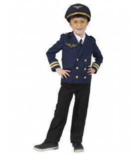 Jas Piloot Airbus Jongen
