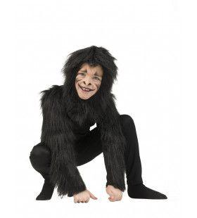 Gespierde Oerwoud Gorilla Kostuum