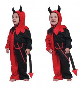 Verduiveld Klein Duiveltje Kostuum