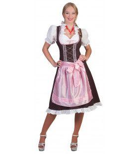 Worgl Weissbier Dirndl Vrouw Kostuum