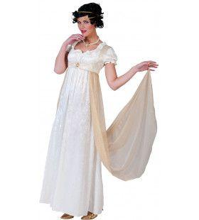 Elegante Luxe Josephine Bonaparte Vrouw Kostuum