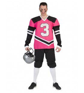 Montana Quarterback American Football USA Man Kostuum