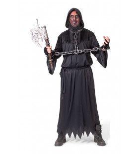 Zwarte Lijkenpikker Lex Kostuum
