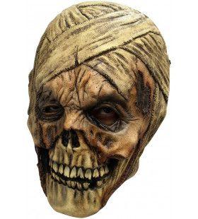 Moeizaam Lachende Mummie Masker