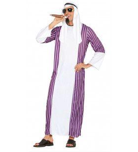 Abdullah De Rijke Oliesjeik Man Kostuum