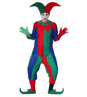 Jan Joker Man Kostuum