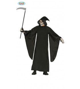 De Dood Kent Geen Genade Man Kostuum