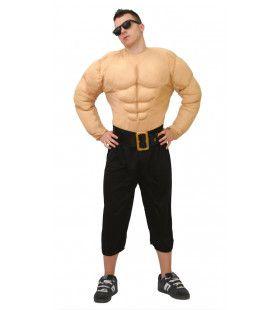 De Sterkste Van De Sportschool Man