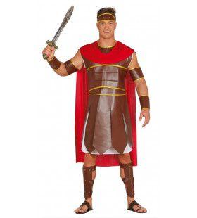 Romeinse Soldaat Gallie Man Kostuum