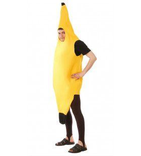 Tropisch Fruit Banaan Kostuum