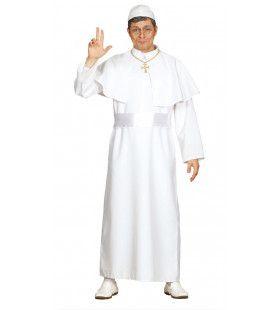 Pius Paus Man Kostuum