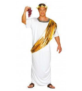 Julius Caesar Van Het Romeinse Rijk Man Kostuum