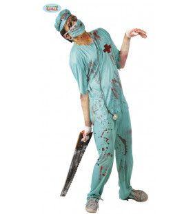 Sadistische Specialist Hospitaal Man Kostuum