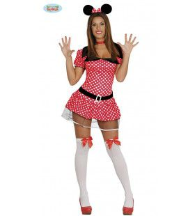 Miauw Wat Een Muis Vrouw Kostuum
