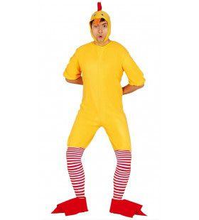 Barneveldse Kip Man Kostuum