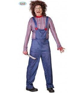 Nare Chucky Horror Man Kostuum