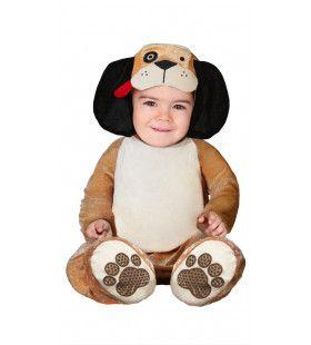 Knuffel Puppy Baby Kostuum