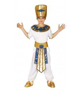 Toetanchamon Farao Jongen Kostuum