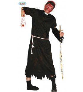 Frater Fractuur Halloween Man Kostuum