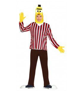 Bert De Kindervriend Man Kostuum