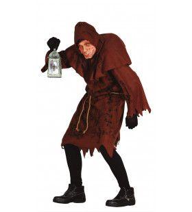 Klokkenluider Van De Notre Dame Bochel Man Kostuum