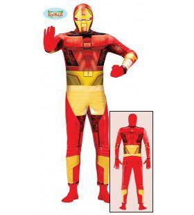 IJzersterk Iron Man Kostuum