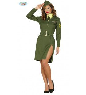 Dat Wordt Een Slagveld Vrouw Kostuum