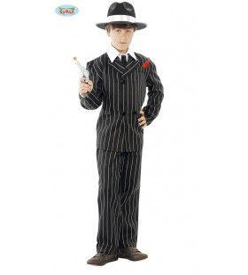 Appie Capone Super Boef Jongen Kostuum