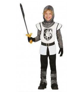 Ridder Zonder Vrees Jongen Kostuum