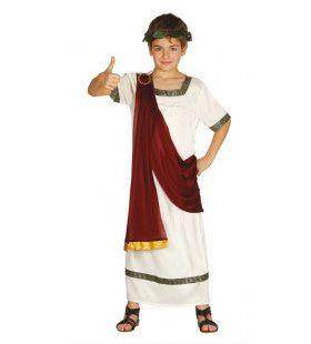 Romeinse Burger Pompei Jongen Kostuum