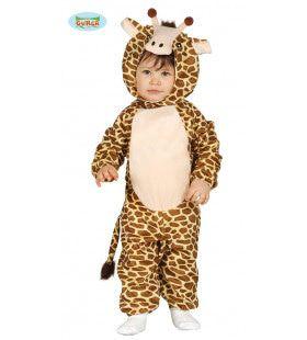 Kort Girafje Kostuum