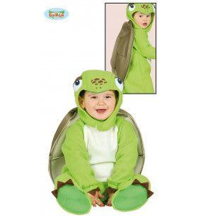 Schattige Schildpad Kind Kostuum