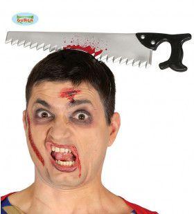 Zaag In Hoofd Halloween