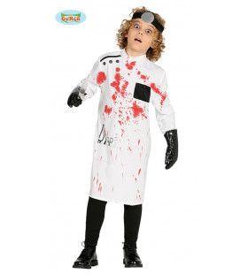 Dokter Dood Jongen Kostuum