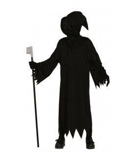 Duister Zwart Mager Heintje Jongen Kostuum