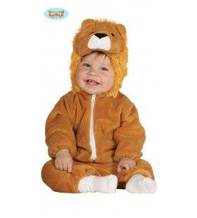 Lekker Luie Leeuw Kostuum