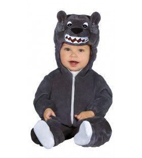 Huilende Wolf Kind Kostuum