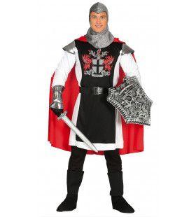 Ridder Zwaaizwaard Man Kostuum