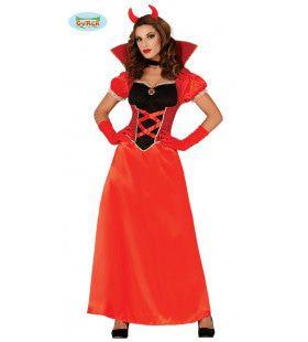 Heerser Over De Duivel Vrouw Kostuum
